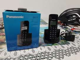 Teléfono inalámbrico marca Panasonic