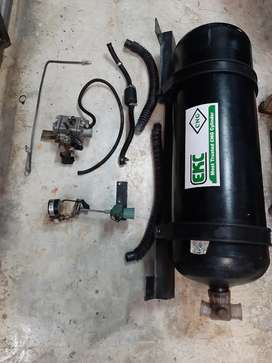 Sistema de gas vehícular