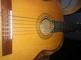 Guitarra Criolla de Estudio de Madera
