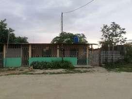Casa en venta en Huaquillas ciudadela las Mercedes calles Juanita  González y Tarqui.