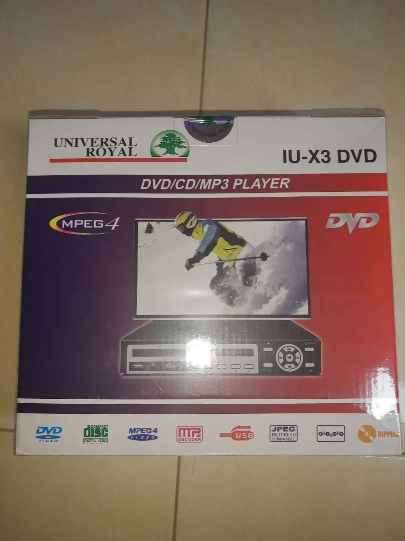 Dvd universal rollal