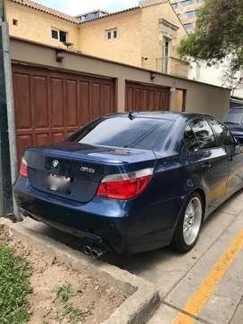 SE VENDE BMW M5 525i
