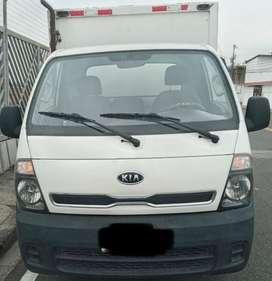 En venta camion kia k3000 en excelente estado! Con furgon cerrado.