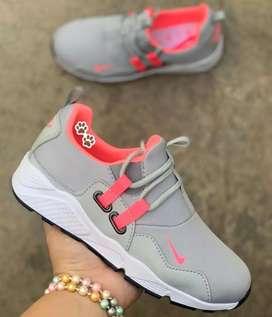 Zapato Tennis Deportivo Nike Real Para Dama