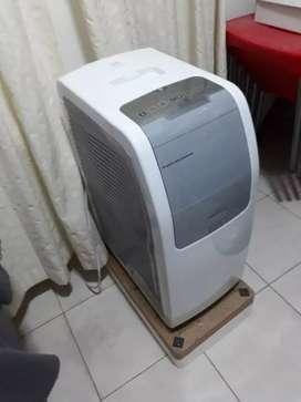 Vendo aire acondicionado frío calor portatil marca Electrolux