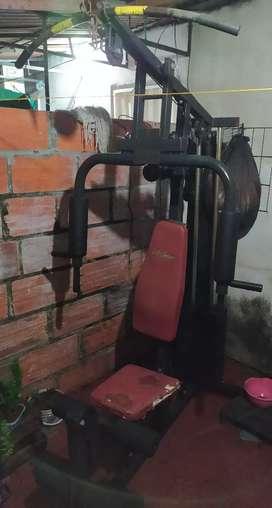 Multifuncional gym
