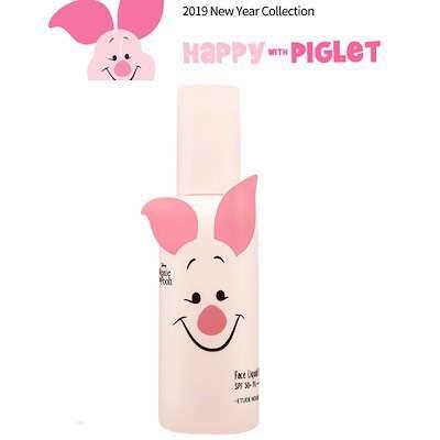 Maquillaje: Primer Happy With Piglet Face Liquid Blur 0