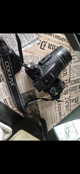 Vendo camara fotografica marca nikon