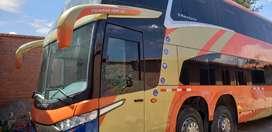 BUS SCANIA k380 B8x2 - 2011 DOBLE PISO EN PERFECTO ESTADO DEL MOTOR Y CARROCERIA