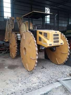 Venta de tractor fumigador Brasélio de lovato