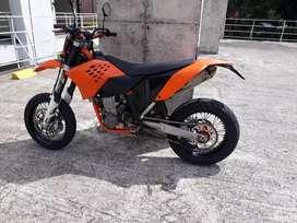 Ktm 450 Supermotard 2008