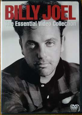 Billy Joel - The Essential Video Collection (Original)