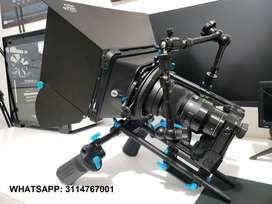 Fotga Dp3000 Shoulder Rig Profesional -soportede Hombro Cine