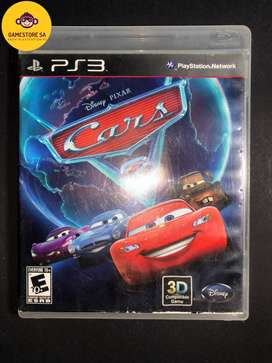 CARS 2-PS3