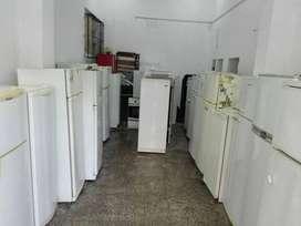 Ofertas!! Heladeras con Freezer  Usadas 3Meses de Garantia