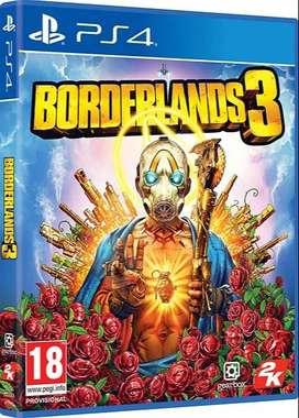 Borderlands 3 PS4 NUEVO SELLADO