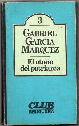 EL OTOÑO DEL PATRIARCA DE GARCÍA MÁRQUEZ