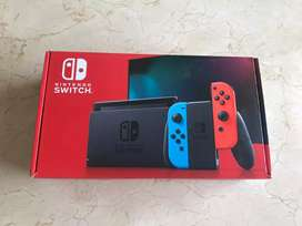 Nintendo Switch Neon versión 2