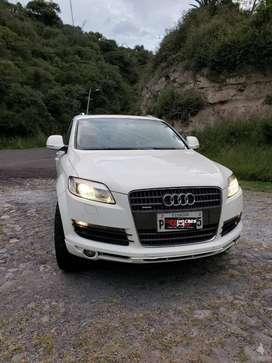 Audi Q7 Blanco, 2007 Automatico
