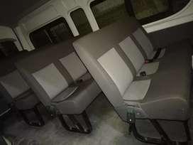 Venta de asientos toyota hiace 2020