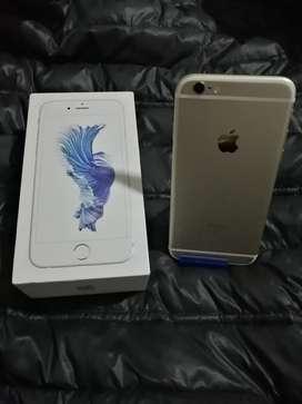 iPhone 6S de 64GB Detalles de Uso Batería Al 100%