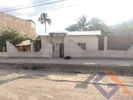 Venta de Casa de Una Planta en Catamayo.