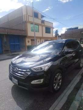 Vendo Hyundai santa fe