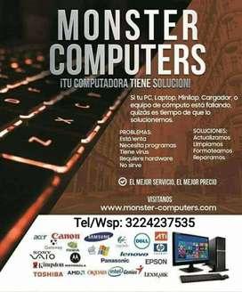 SOPORTE TÉCNICO A COMPUTADORES