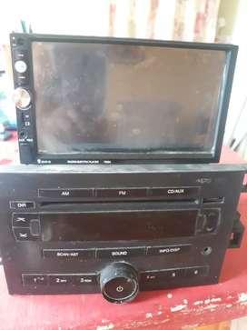 Vendo dos radios usadas para auto