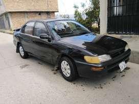 Se vende Corolla Toyota del año 1992 Petrolero