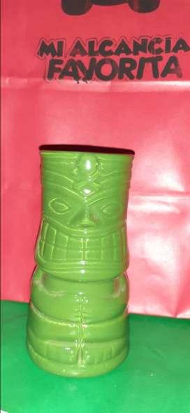 Ceramica inca vaso vitrificado adorno incaico