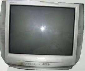 Vendo Tv Panasonic Pantalla Plana 29 Pulgadas