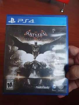 Vendo o Cambio Batman por un juego de xbox one