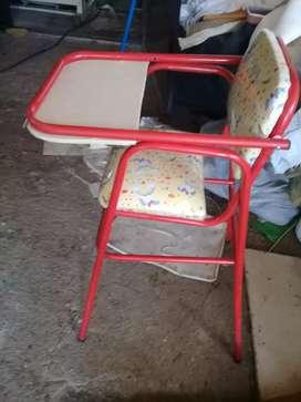 vendo silla para bebe tambien tengo una cuna