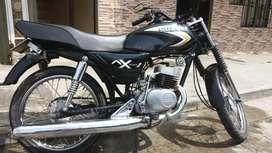 Vendo AX 100 negra