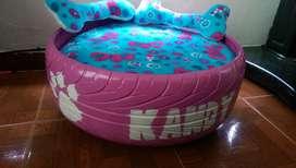 Se venden cama para perros