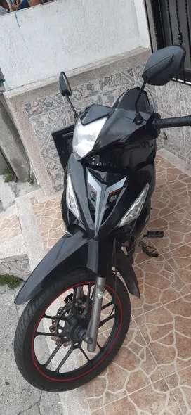 Moto flex 125 modelo 2016