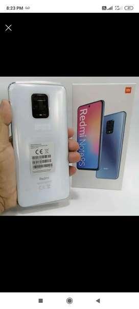 Vendo Xiaomi note 9s 128 GB  nuevo