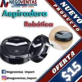 ASPIRADORA ROBOTICA RECARGABLE