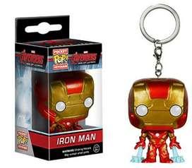 Llavero Funko Pop: Los Vengadores / Avengers Iron Man