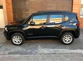 Jeep vendo urgente jeep renegade anticipo $70.000 cuotas $20.000