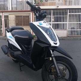 Se vende moto agility 3.0