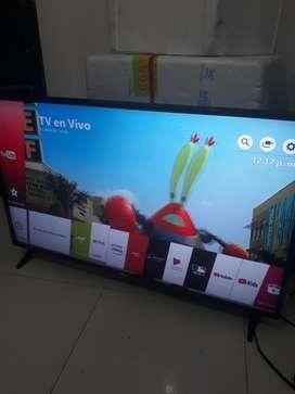 Smart Tv Lg Webos 43 Pulgadas 2019