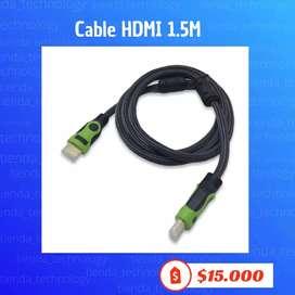 Cable HDMI de 1.5 metros