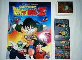 Album Dragon Ball Z1 Reedicion