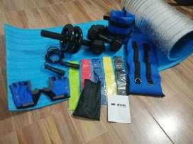 Súper kit de implementos deportivos