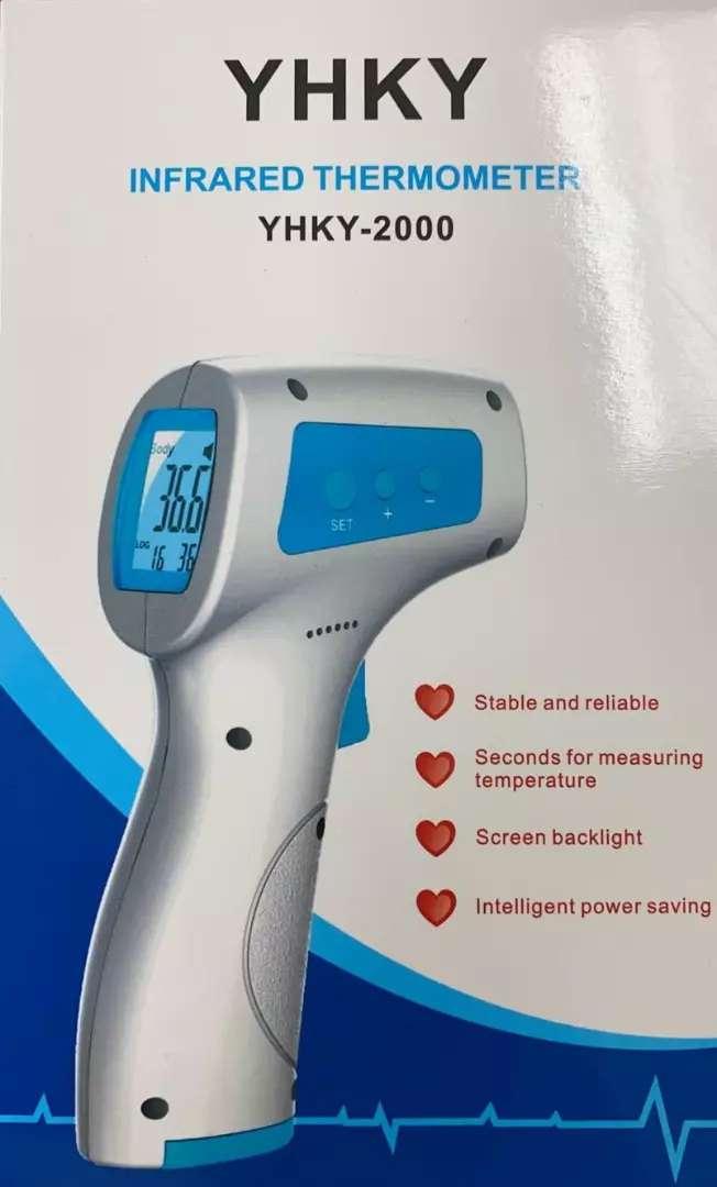 Termómetro infrarrojo YHKY-2000 0