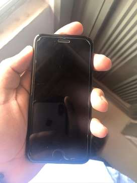Iphone 7 de 256gb negro buen estado