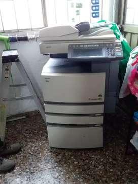 Fotocopiadora como nueva