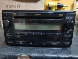 Radio para Toyota Hilux Original